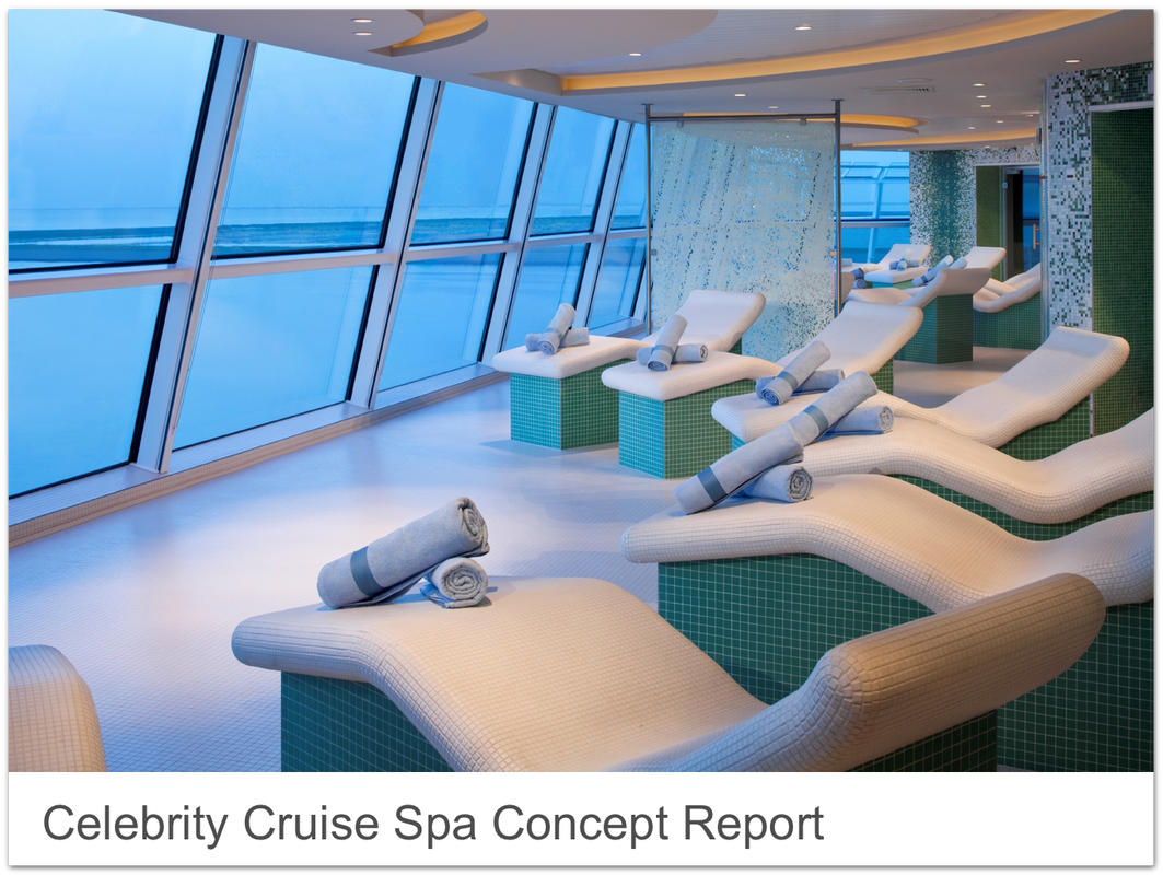 Spa Project Viability Evaluation and Report with Solutions, Aspen Spa Management, Spa Management, Spa Consulting, Spa Consultant, Wellness, Spa Design, Spa Designer, Spa Management, Wellness Spa, Cruise Ship Spa, Relaxation Area, Heated Relaxation loungers, Celebrity Cruises, Spa Evaluation